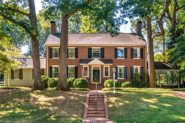 642 Carolina Circle, Winston Salem, NC 27104 (MLS #953542) :: RE/MAX Impact Realty