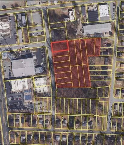1201 Perry Street, Greensboro, NC 27403 (MLS #953543) :: Lewis & Clark, Realtors®