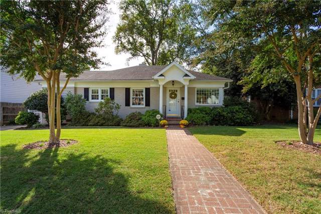 611 Chancery Place, Greensboro, NC 27408 (MLS #953554) :: Ward & Ward Properties, LLC