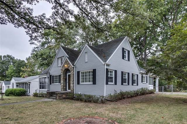 1500 Seminole Drive, Greensboro, NC 27408 (MLS #953568) :: HergGroup Carolinas | Keller Williams