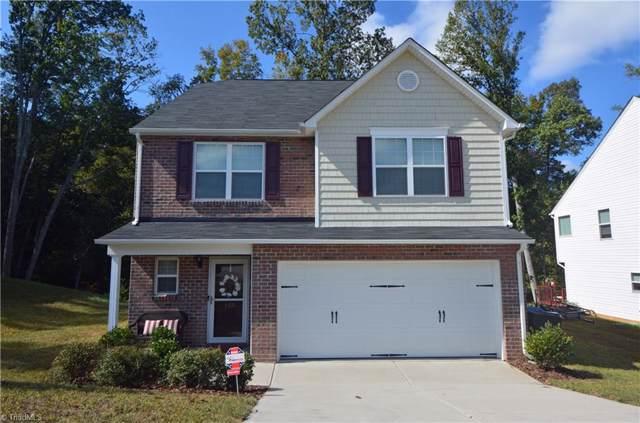 140 Arrowhead Drive, Kernersville, NC 27284 (MLS #953585) :: HergGroup Carolinas | Keller Williams