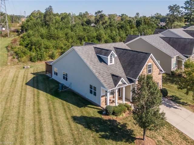 4536 Treebark Lane, High Point, NC 27265 (MLS #953613) :: HergGroup Carolinas | Keller Williams