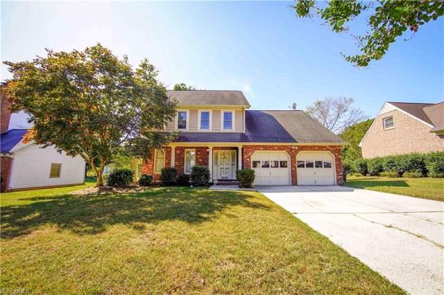 3206 Stonypointe Drive, Greensboro, NC 27406 (MLS #953614) :: HergGroup Carolinas | Keller Williams