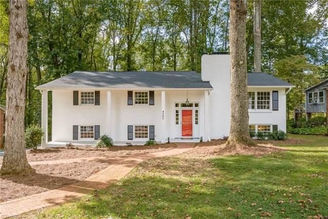 4040 Briarcliffe Road NW, Winston Salem, NC 27106 (MLS #953622) :: Ward & Ward Properties, LLC
