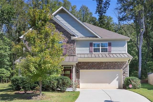 8 Harbor Glen Court, Greensboro, NC 27455 (MLS #953650) :: Berkshire Hathaway HomeServices Carolinas Realty
