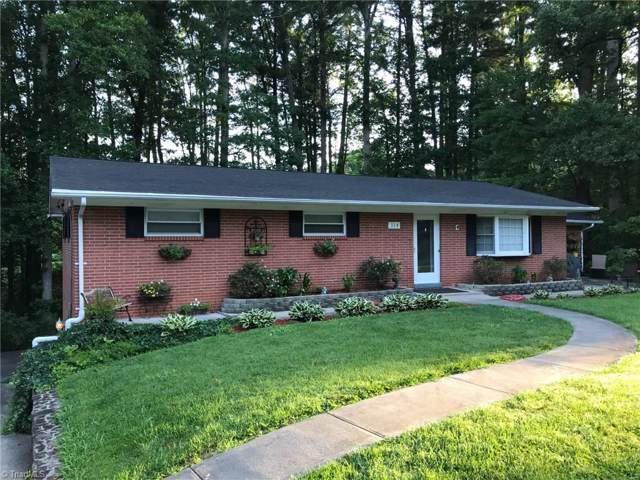 314 Coffey Avenue, North Wilkesboro, NC 28659 (MLS #953657) :: Ward & Ward Properties, LLC