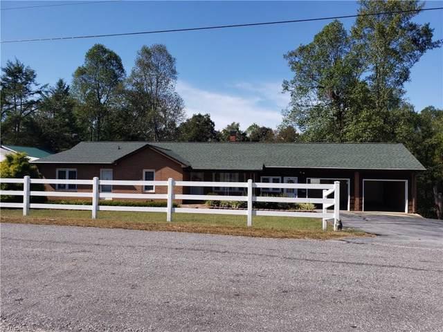 440 Union Methodist Ch Road, North Wilkesboro, NC 28659 (MLS #953672) :: Ward & Ward Properties, LLC