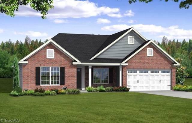 1752 Pecan Manor Lane #18, Lewisville, NC 27023 (MLS #953675) :: Berkshire Hathaway HomeServices Carolinas Realty