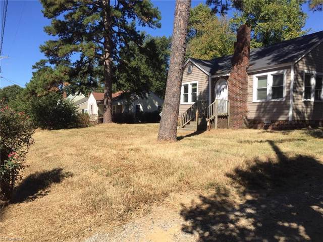 3762 Pineview Avenue, High Point, NC 27260 (MLS #953685) :: Berkshire Hathaway HomeServices Carolinas Realty