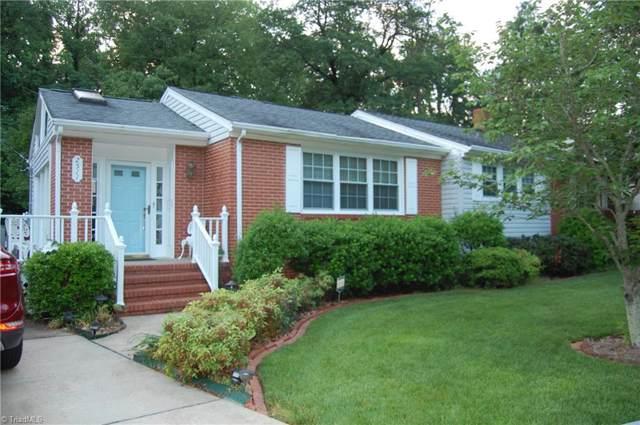 2511 Shady Lawn Drive, Greensboro, NC 27408 (MLS #953705) :: HergGroup Carolinas | Keller Williams