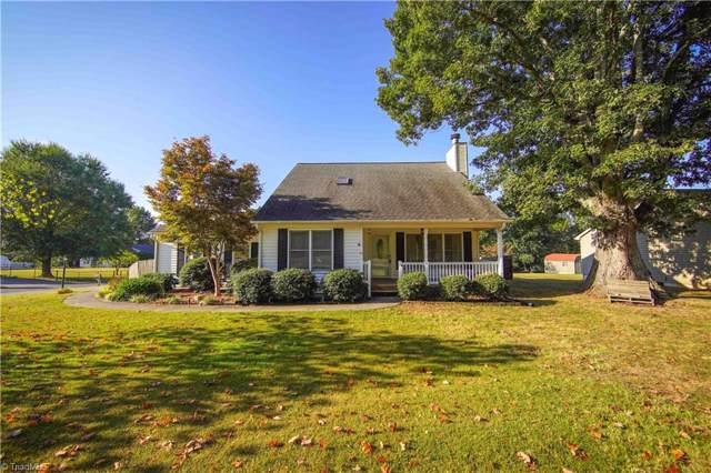 6000 Oakridge Drive, Lexington, NC 27295 (MLS #953753) :: HergGroup Carolinas | Keller Williams