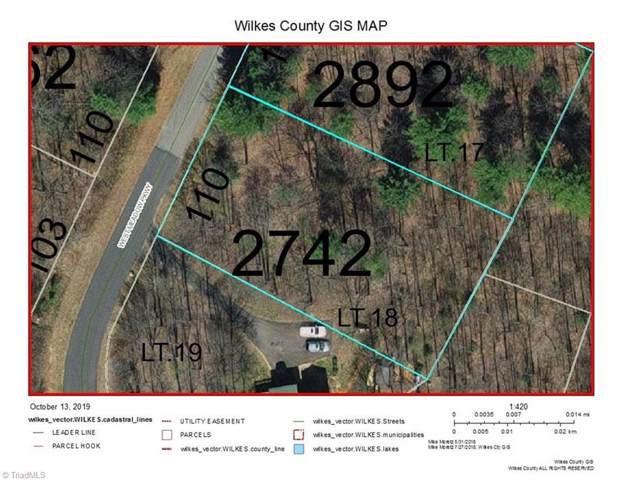 18 Meadow Parkway, Moravian Falls, NC 28654 (MLS #953763) :: Ward & Ward Properties, LLC