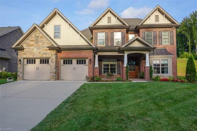 1339 Meadowgate Lane, Lewisville, NC 27023 (MLS #953774) :: Berkshire Hathaway HomeServices Carolinas Realty