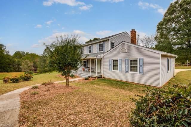 9045 Deer Hill Road, Belews Creek, NC 27009 (MLS #953799) :: Ward & Ward Properties, LLC