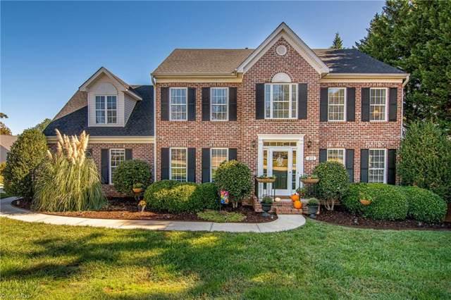 212 Harmon Ridge Lane, Kernersville, NC 27284 (MLS #953811) :: Lewis & Clark, Realtors®