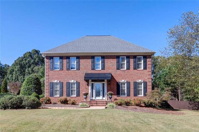 6709 Bugle Run Drive, Oak Ridge, NC 27310 (MLS #953851) :: Lewis & Clark, Realtors®