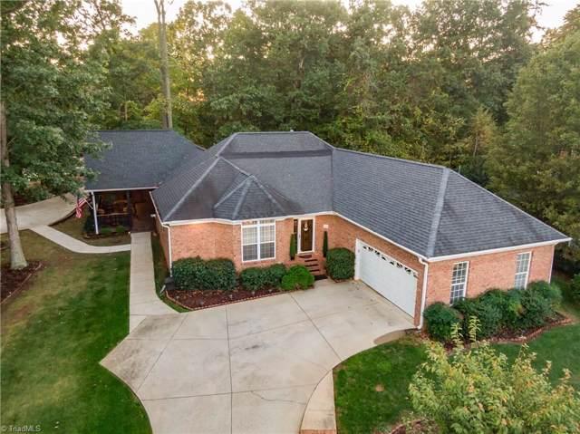 138 Oakmont Drive, Kernersville, NC 27284 (MLS #953859) :: Lewis & Clark, Realtors®