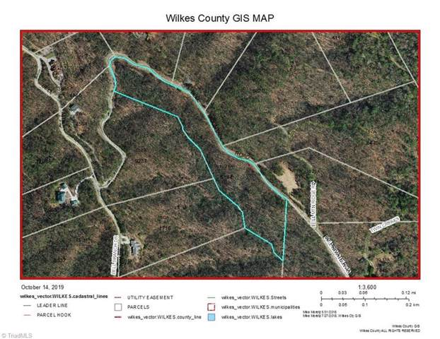 0 Bell Mountain Road, Traphill, NC 28685 (MLS #953866) :: Berkshire Hathaway HomeServices Carolinas Realty