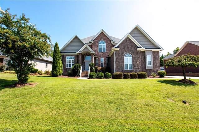 430 Spring Lake Farm Circle, Winston Salem, NC 27101 (MLS #953899) :: Berkshire Hathaway HomeServices Carolinas Realty