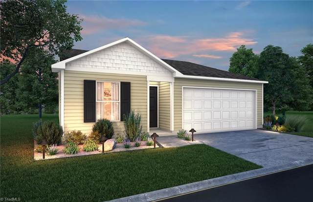 198 Stonybrook Drive #01, Lexington, NC 27295 (MLS #953910) :: Berkshire Hathaway HomeServices Carolinas Realty