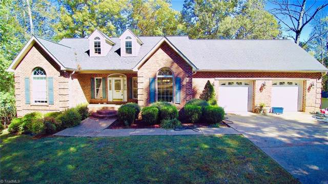 282 Mountain Shore Drive, Denton, NC 27239 (MLS #953916) :: Berkshire Hathaway HomeServices Carolinas Realty