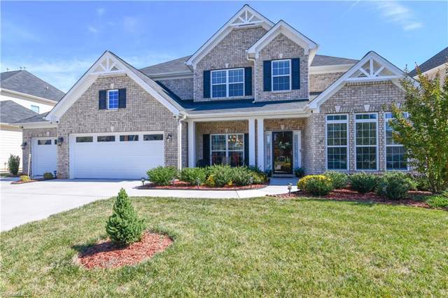 4449 Alderny Circle, High Point, NC 27265 (MLS #953929) :: Berkshire Hathaway HomeServices Carolinas Realty