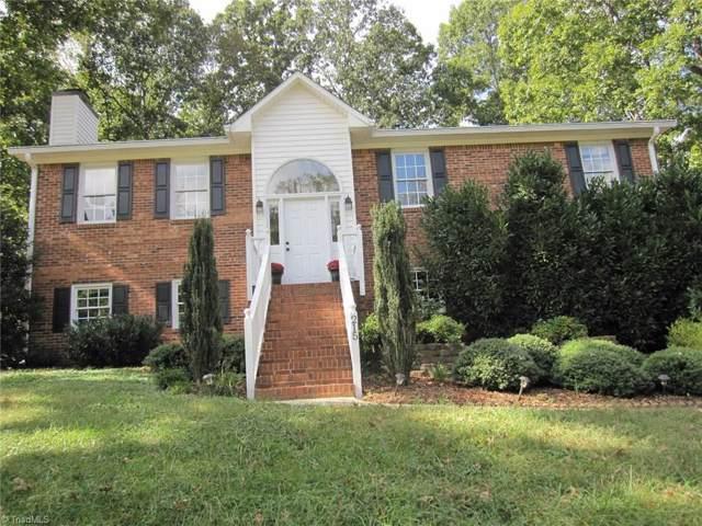 215 Twin Branch Drive, Lexington, NC 27295 (MLS #953952) :: Ward & Ward Properties, LLC