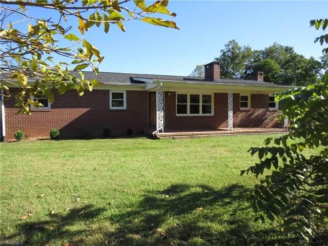 495 Ruritan Park Road, North Wilkesboro, NC 28659 (MLS #953984) :: Ward & Ward Properties, LLC