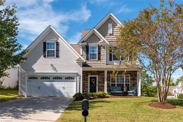 4295 Herrell Terrace, High Point, NC 27265 (MLS #954005) :: HergGroup Carolinas   Keller Williams