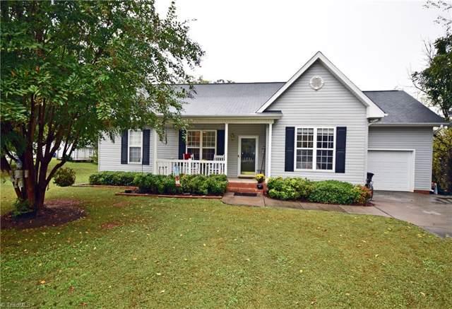 1771 Tori Lane, Winston Salem, NC 27127 (MLS #954014) :: Berkshire Hathaway HomeServices Carolinas Realty