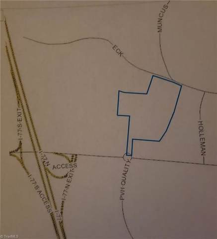 Eck Road, Jonesville, NC 28642 (MLS #954028) :: Ward & Ward Properties, LLC