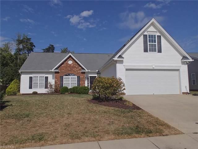 4513 Woodway Drive, Kernersville, NC 27284 (MLS #954033) :: Lewis & Clark, Realtors®
