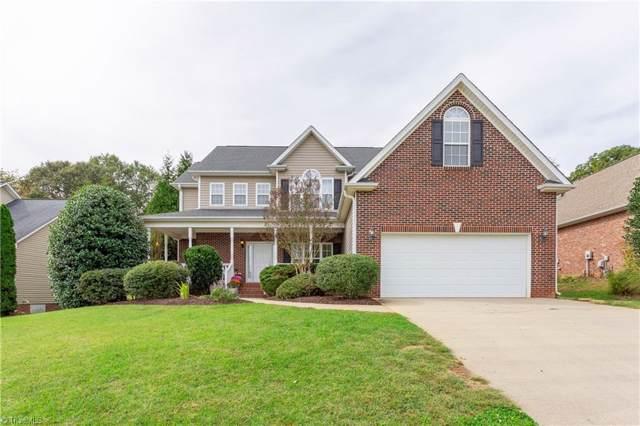 4654 Stimpson Ridge Drive, Pfafftown, NC 27040 (MLS #954034) :: Ward & Ward Properties, LLC