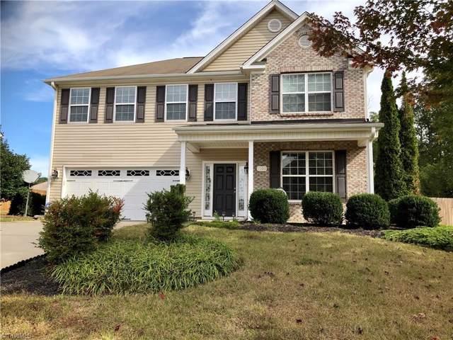 5500 Oakgate Drive, Greensboro, NC 27405 (MLS #954066) :: Lewis & Clark, Realtors®