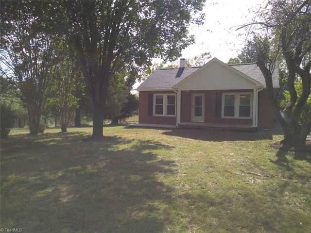 3181 Wards Gap Road, Mount Airy, NC 27030 (MLS #954071) :: Elevation Realty