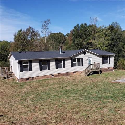 163 Cul De Sac Court, Lexington, NC 27295 (MLS #954191) :: Ward & Ward Properties, LLC
