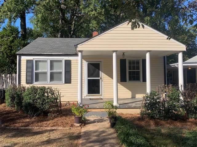 2102 Bluemont Drive, Greensboro, NC 27408 (MLS #954200) :: HergGroup Carolinas | Keller Williams
