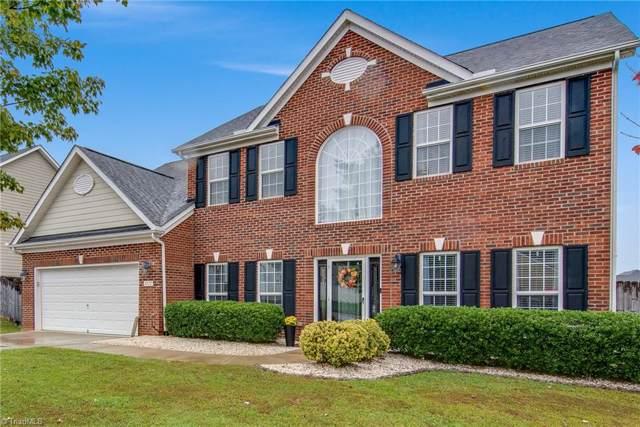 3717 Oak Chase Drive, High Point, NC 27265 (MLS #954206) :: HergGroup Carolinas   Keller Williams