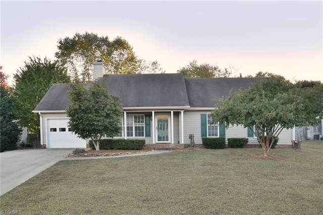 1744 Ammons Drive, Clemmons, NC 27012 (MLS #954227) :: Berkshire Hathaway HomeServices Carolinas Realty