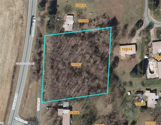 0 Progress Lane, Yadkinville, NC 27055 (MLS #954271) :: Berkshire Hathaway HomeServices Carolinas Realty