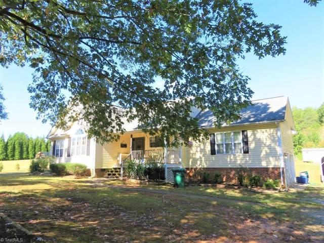 205 Deer Stand Drive, Madison, NC 27025 (MLS #954323) :: Ward & Ward Properties, LLC