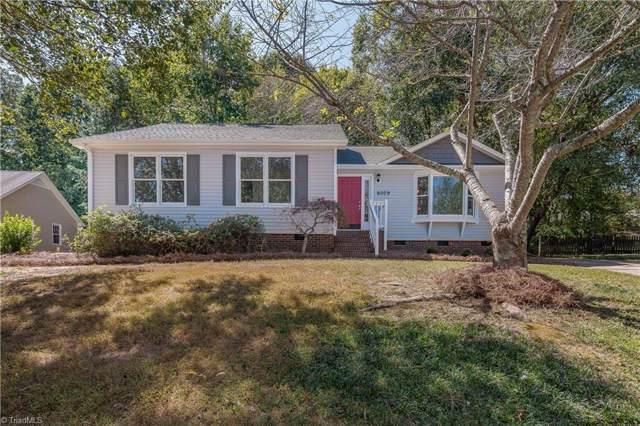6009 Dawn Ridge Trail, Greensboro, NC 27410 (MLS #954325) :: HergGroup Carolinas   Keller Williams