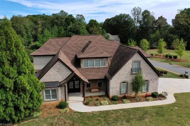 104 Grasslands Court, Advance, NC 27006 (MLS #954346) :: Ward & Ward Properties, LLC