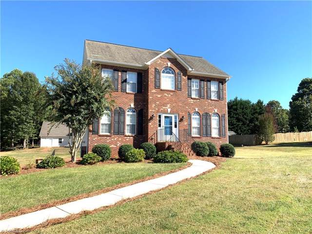 196 Longwood Drive, Advance, NC 27006 (MLS #954360) :: Ward & Ward Properties, LLC