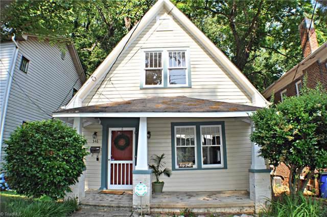 346 Crafton Street, Winston Salem, NC 27103 (MLS #954372) :: Lewis & Clark, Realtors®