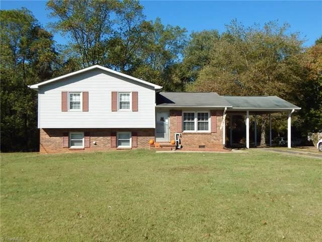 141 Wallace Street, Boonville, NC 27011 (MLS #954381) :: HergGroup Carolinas | Keller Williams