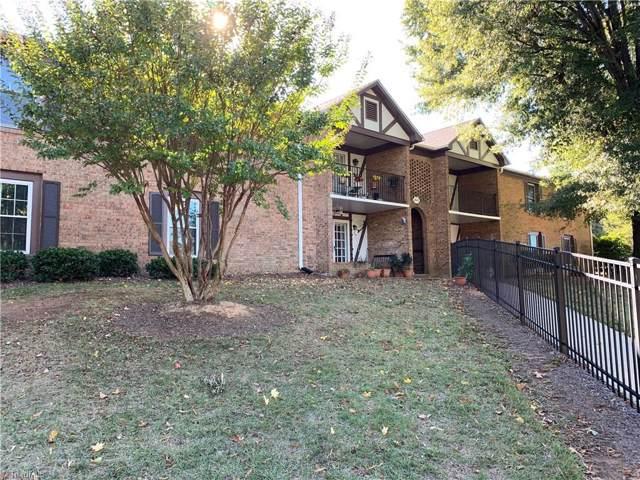 4610 Lawndale Drive H, Greensboro, NC 27455 (MLS #954383) :: Berkshire Hathaway HomeServices Carolinas Realty