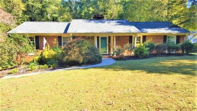 4535 Whittier Road, Winston Salem, NC 27105 (MLS #954397) :: HergGroup Carolinas   Keller Williams