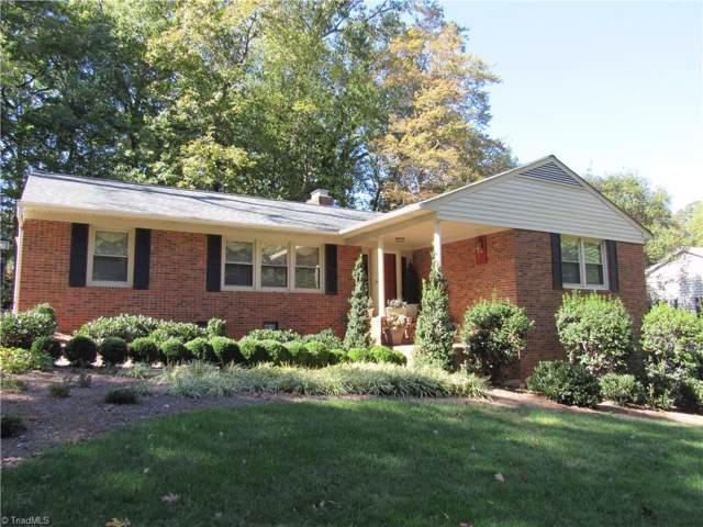 1503 Ilchester Drive, Greensboro, NC 27408 (MLS #954411) :: Lewis & Clark, Realtors®