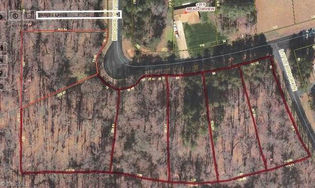 0 Brookridge Drive, Walnut Cove, NC 27052 (MLS #954416) :: Berkshire Hathaway HomeServices Carolinas Realty